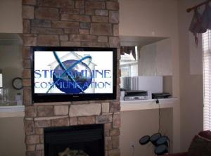 streamline rock wall install